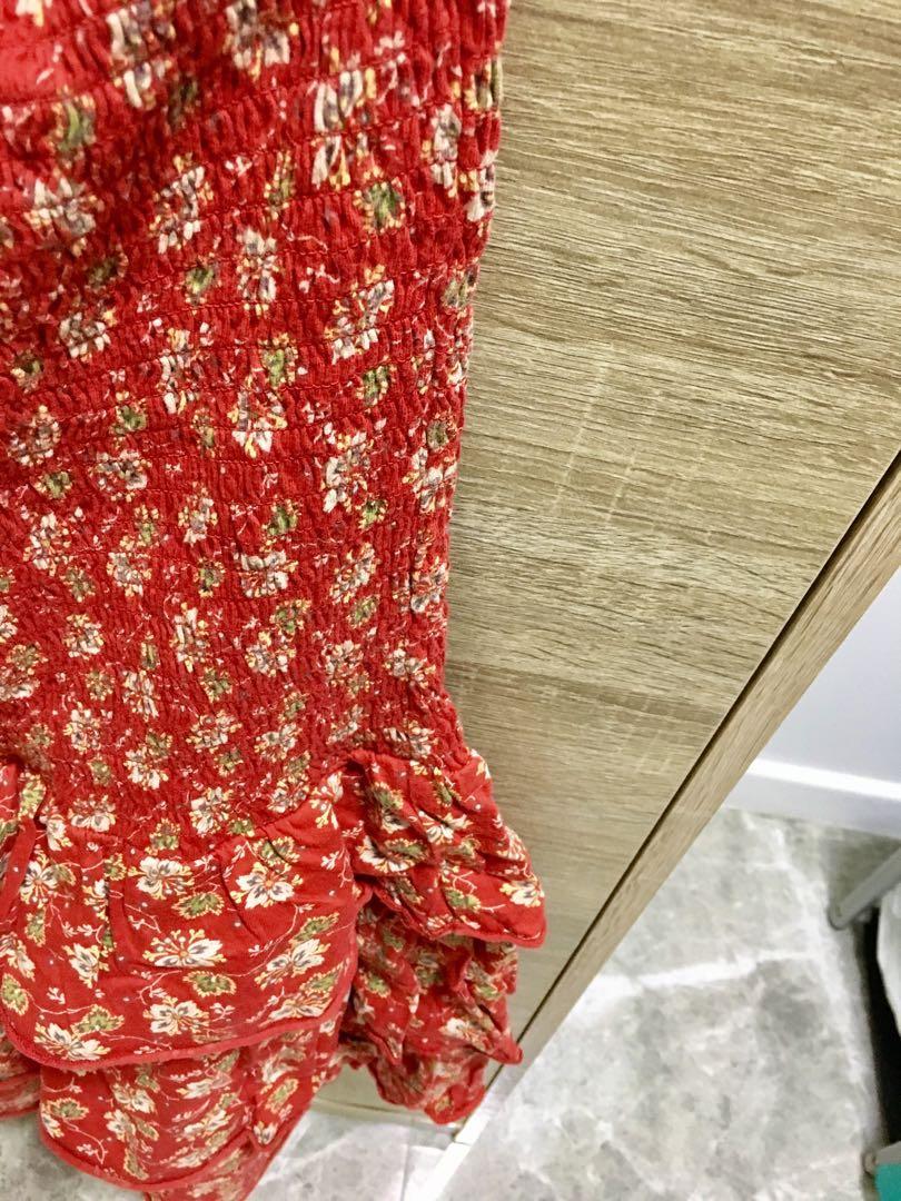 Ralph Lauren Floral Tube Dress