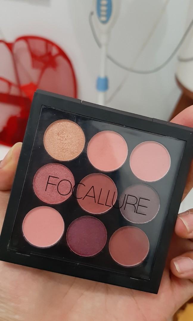 Focallure 9 Palette Eye Shadow 01