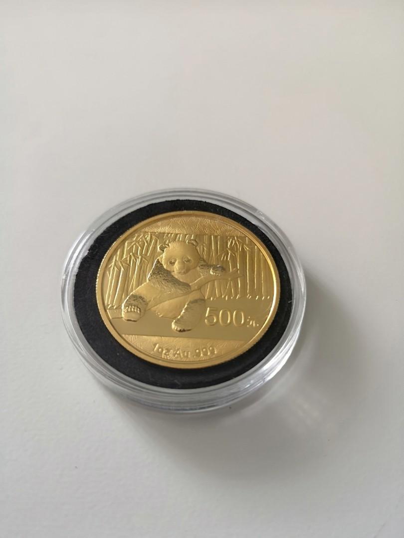 Gold panda coin 1oz 2014