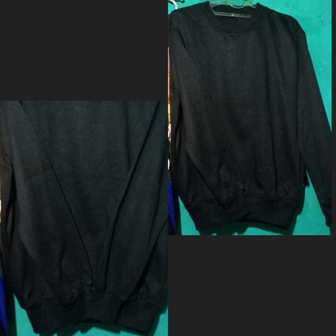 Hoddie/hoddie hitam/sweater/sweater hitam/hoddie oversize/sweater oversize