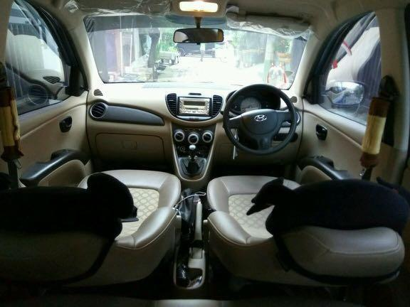 Hyundai i10 2010 Siap pakai