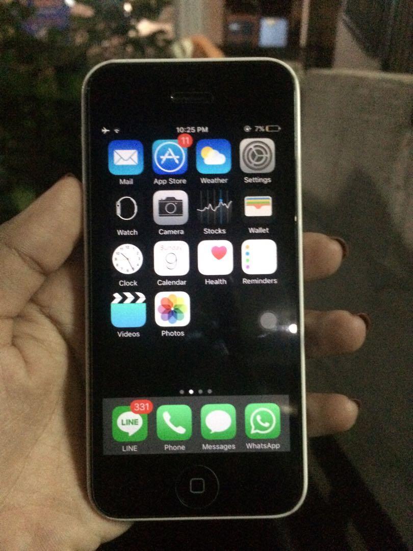 iPhone 5c✨