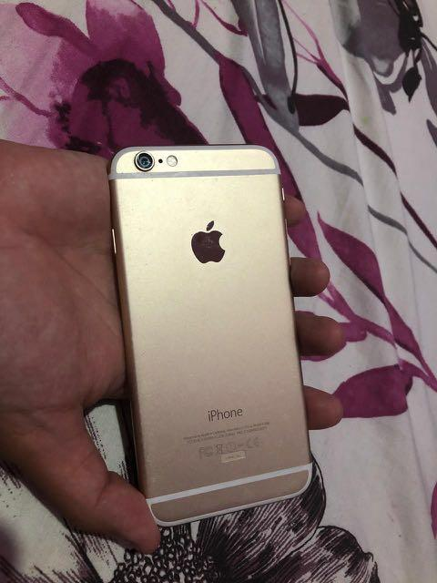 Iphone 6 32GB exIbox GOLD