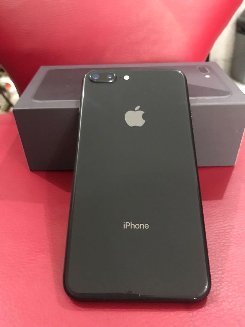 iPhone 8 Plus 64 Gb full set original bukan Refurbish