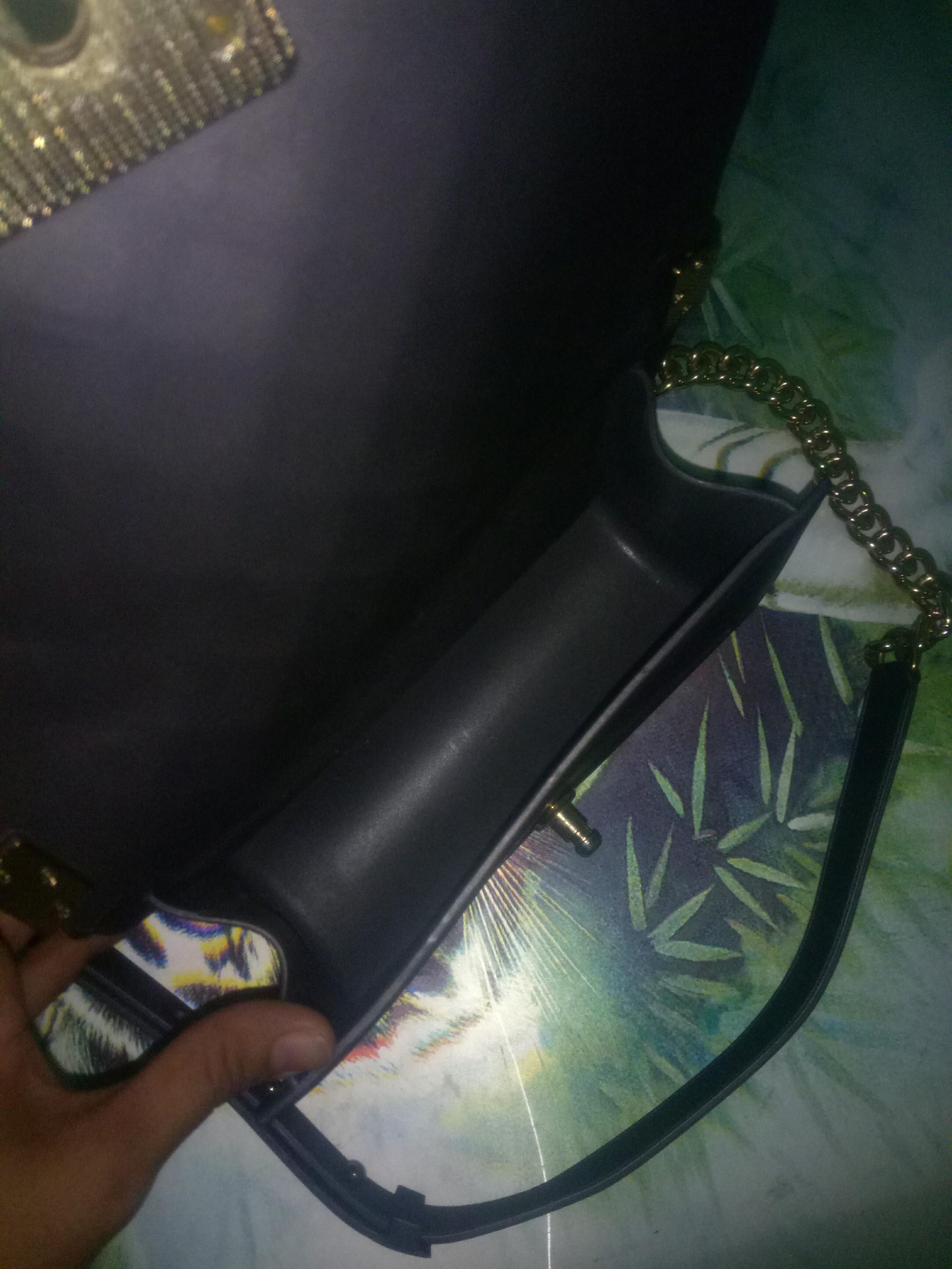 Jelly bag Chanel seperti baru