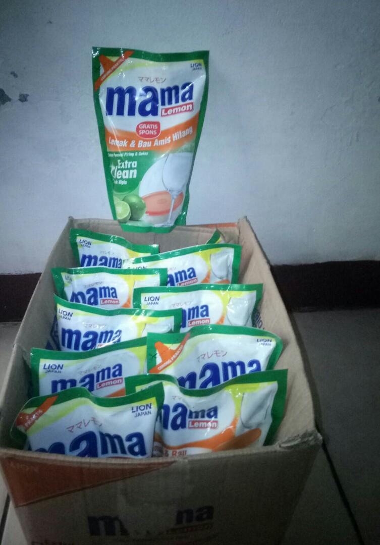 Mama lemon 900gr