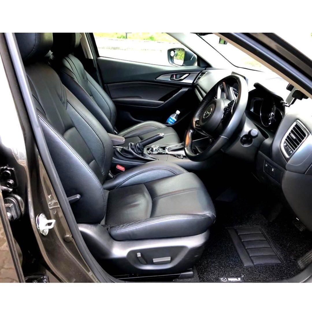 Mazda 3 1.5 Hatchback Deluxe Auto