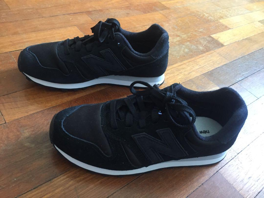 official photos 073cc 18e01 New Balance 373 Lifestyle Shoes (Black), Women's Fashion ...