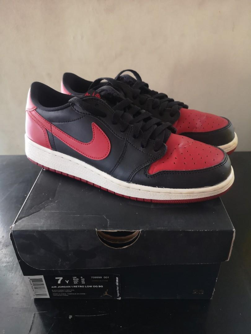 Nike Air Jordan 1 Retro Low OG BG with