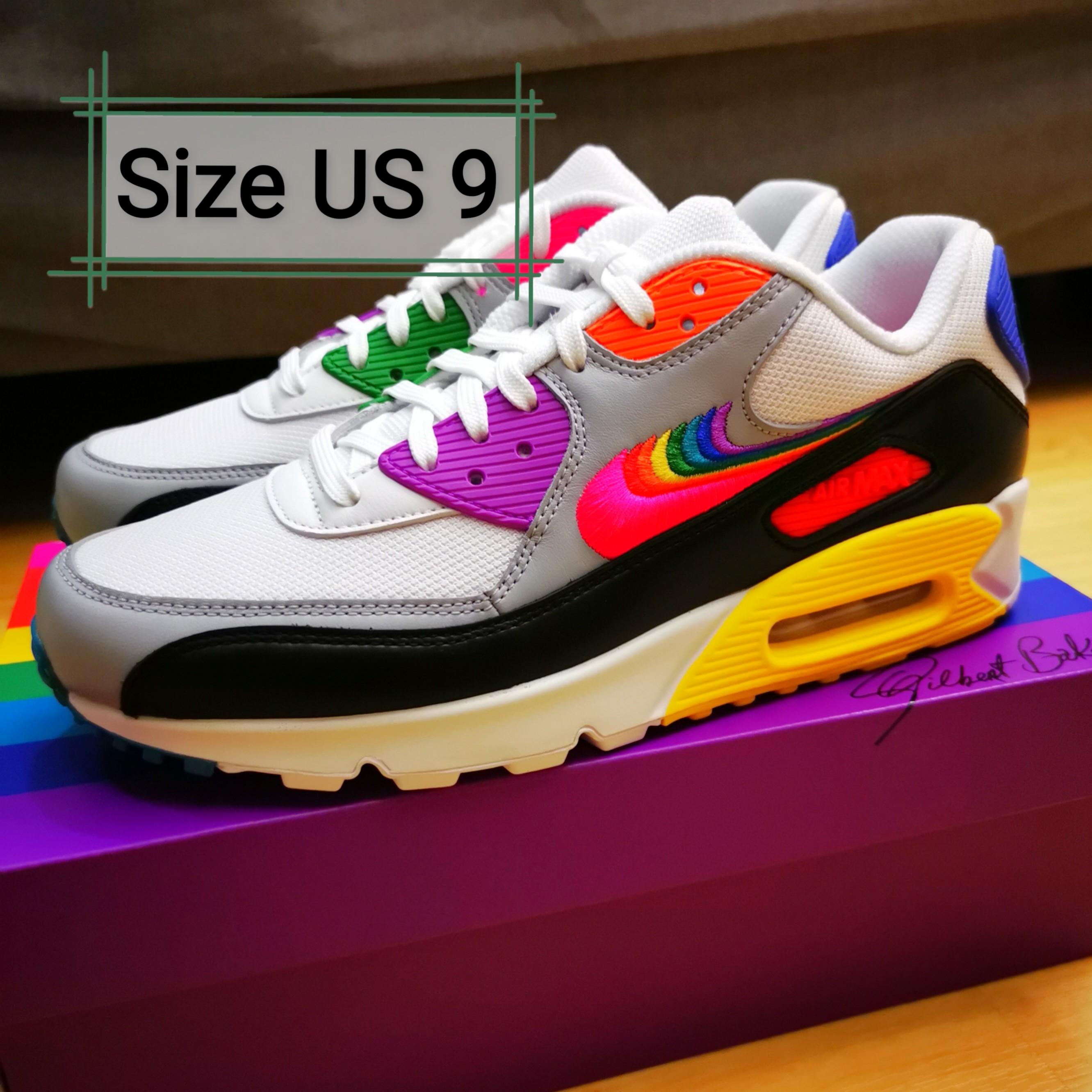 brand new e074d 4d44d US 9) Nike Air Max 90 Betrue 2019, Men's Fashion, Footwear ...