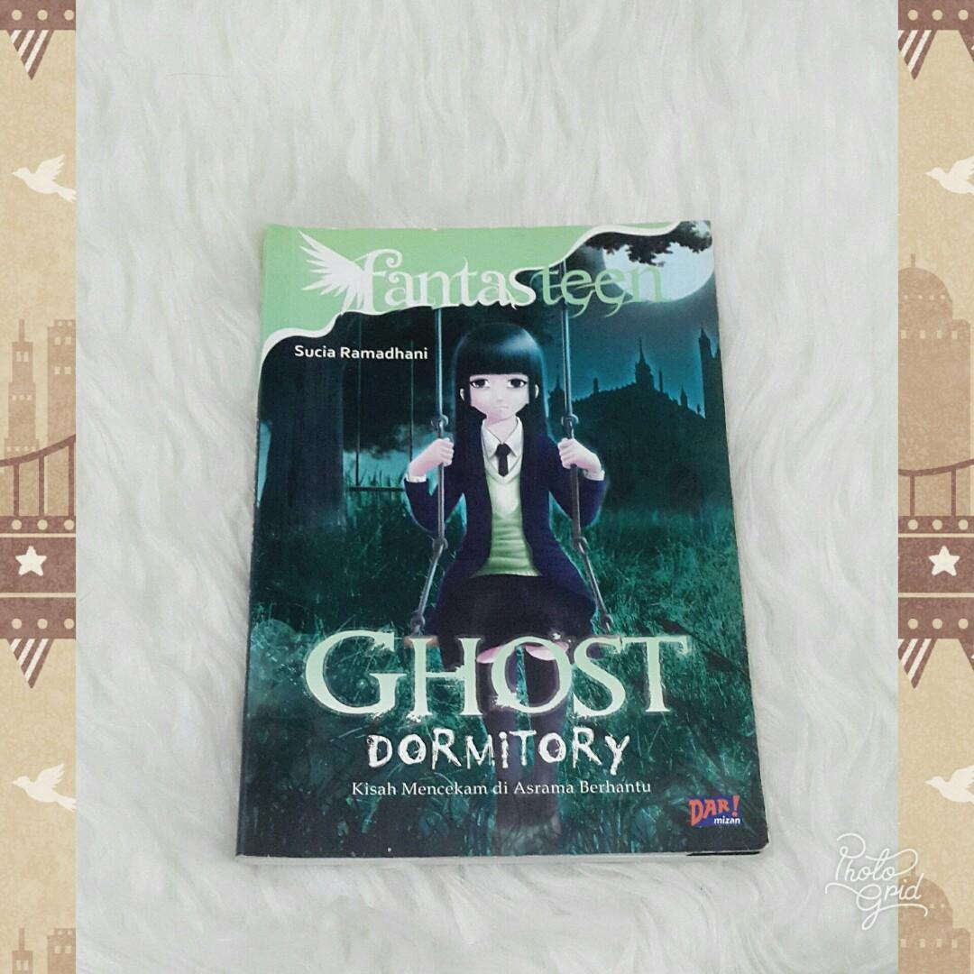 Novel Ghost Dormitory