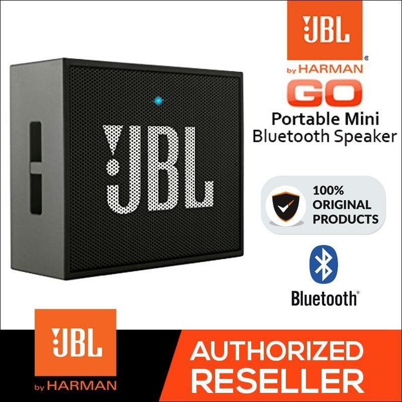 Original JBL Go Portable Bluetooth Speaker Mini BT Wireless
