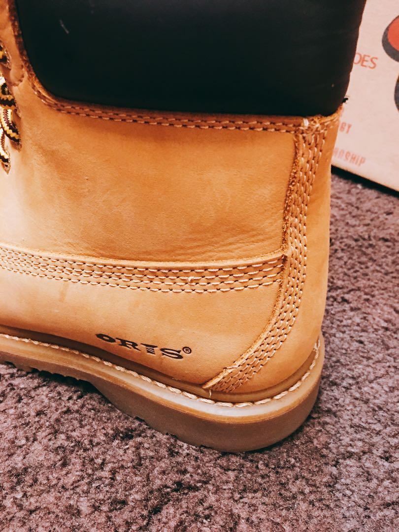 Otis 休閒黃靴