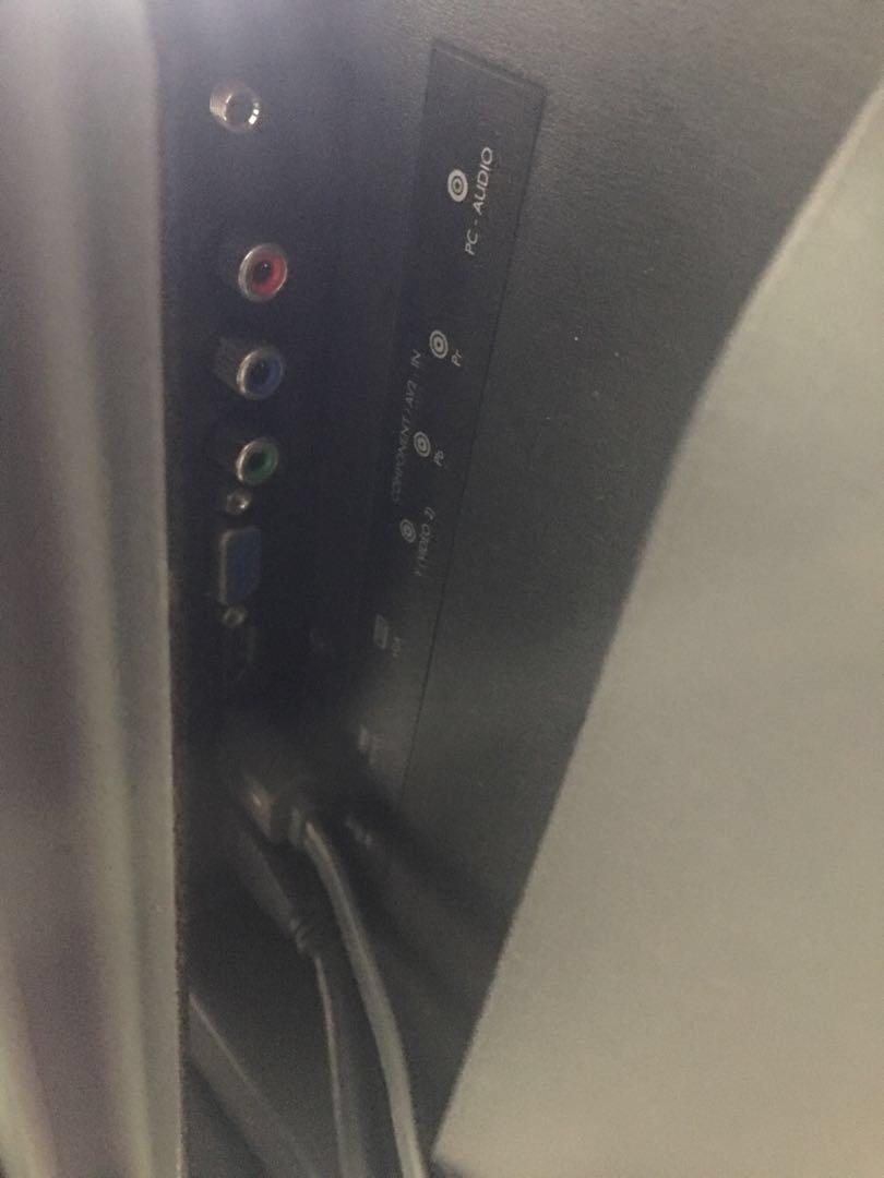 PHILIPS LED背光源顯示器;32吋電視
