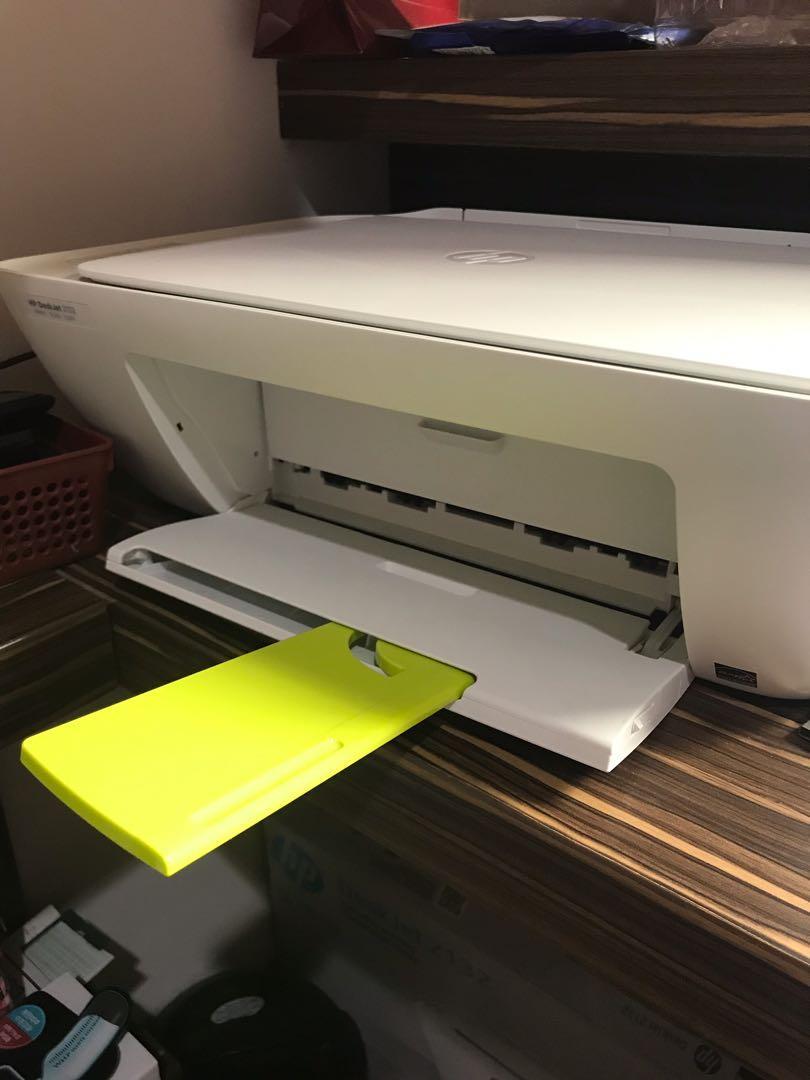Printer HP 2132 DeskJet Scan Copy