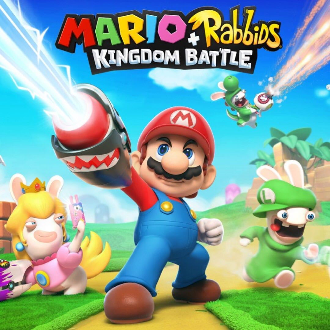 Rent Mario + Rabbids Kingdom Battle & 24 other games at $6/day