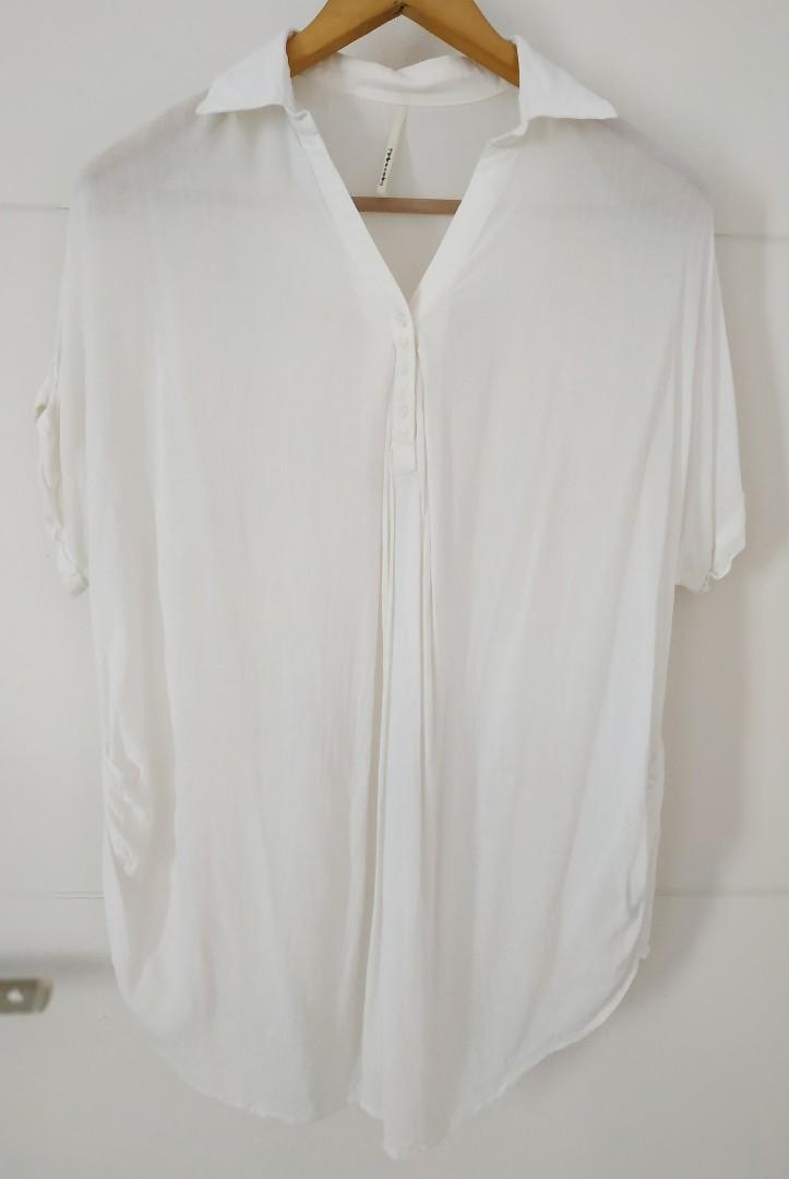 SABUROKU White Shirt