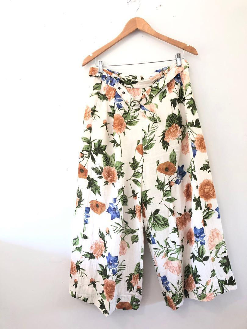 Sheike Floral Culottes