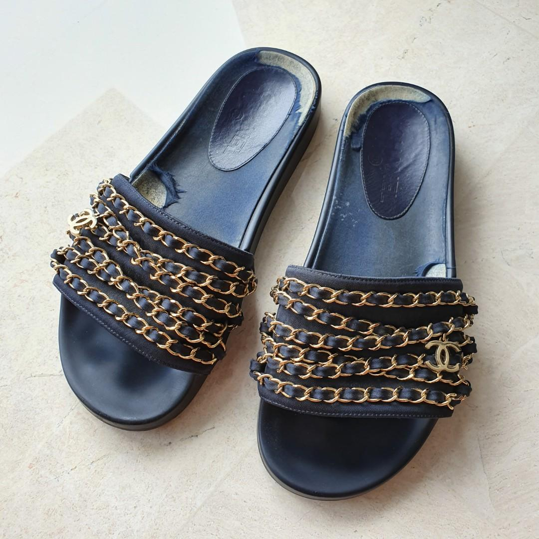 REDUCED Auth Chanel Chain Pool Slides