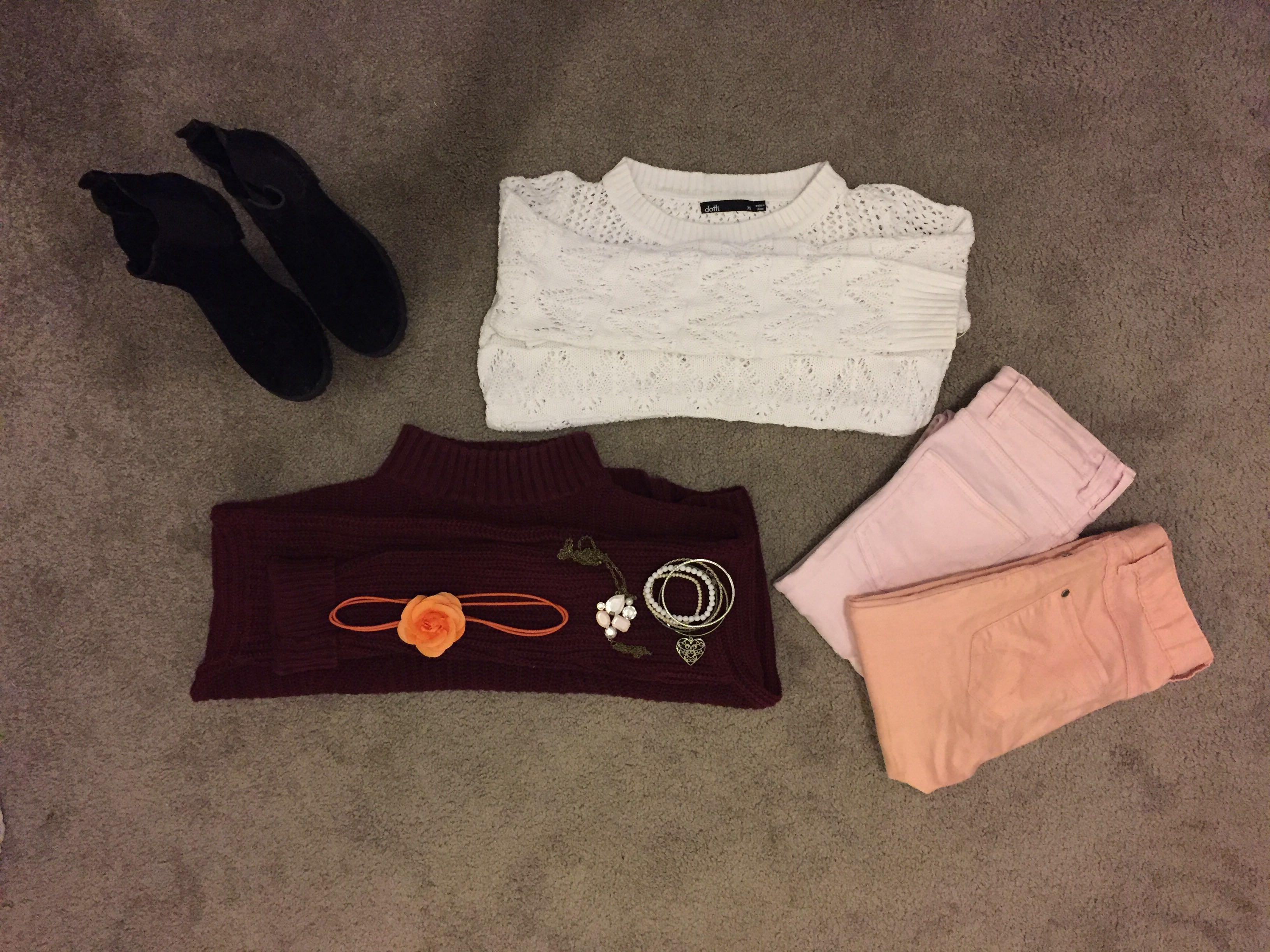 ❤️Size 6 (xs) winter bundle, free postage!! Excellent condition