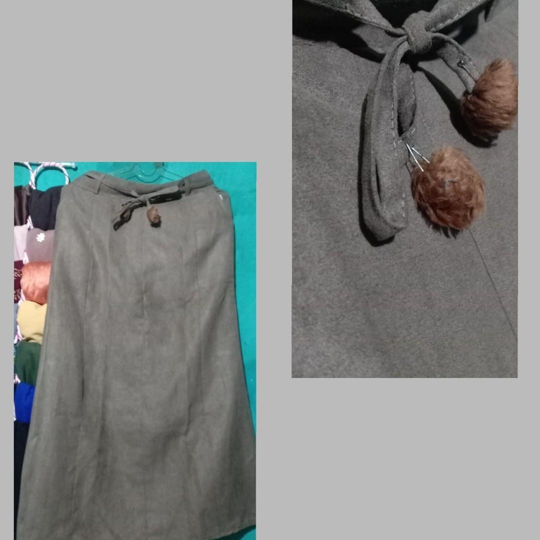 Skirt/rok panjang/rok muslim