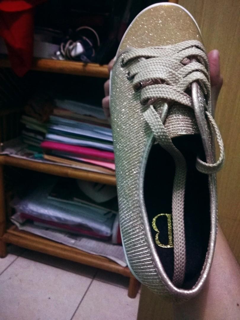 Sneakers Gold BERRYBENKA