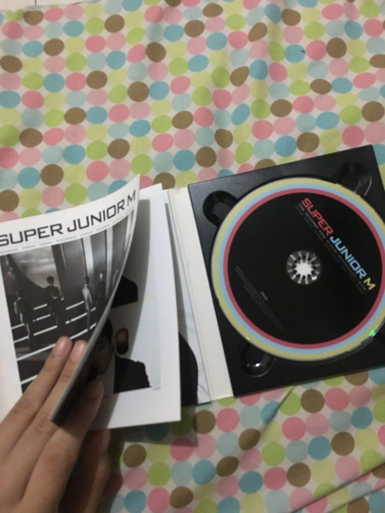 Super Junior M second mini album repackage (Perfection)