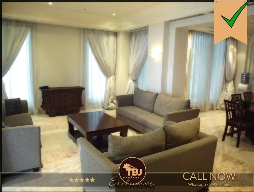 Super lux 3BR Darmawangsa Apartment 10th Floor 2019