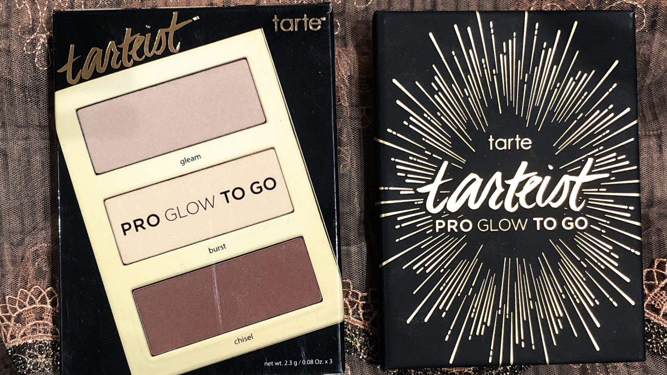 Tarte Tarteist PRO Glow to Go Highlight Contour Palette