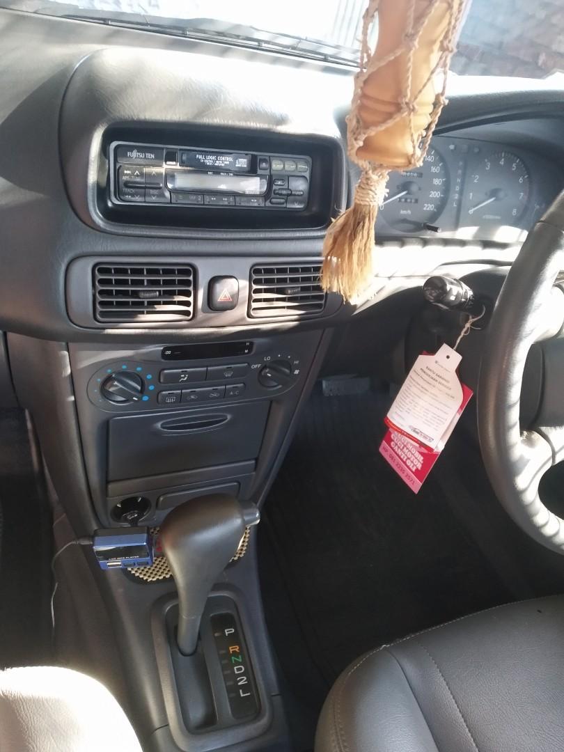 Toyota new corolla 2000