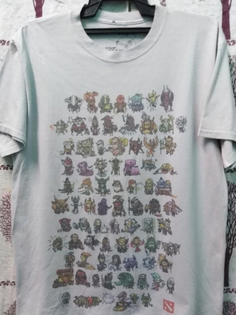 T-shirts Dota