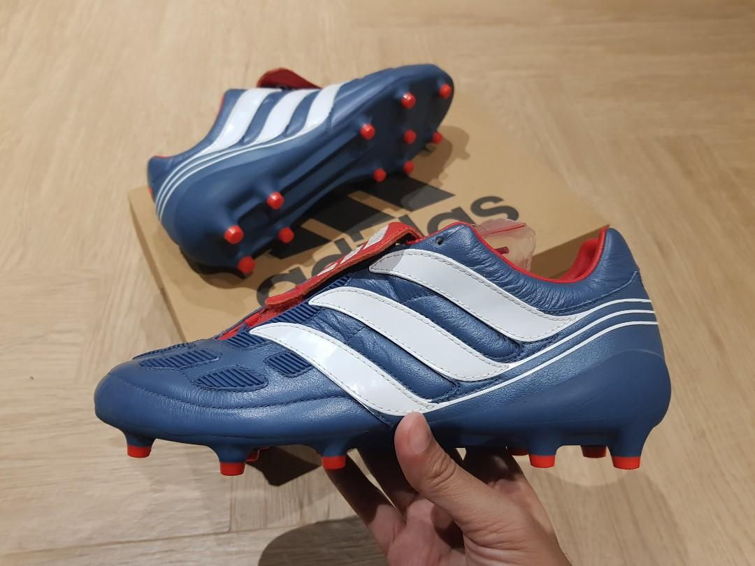 meilleures baskets 4a7c6 cd480 UK9/US9.5) Adidas Predator Precision Remake LE, Sports ...