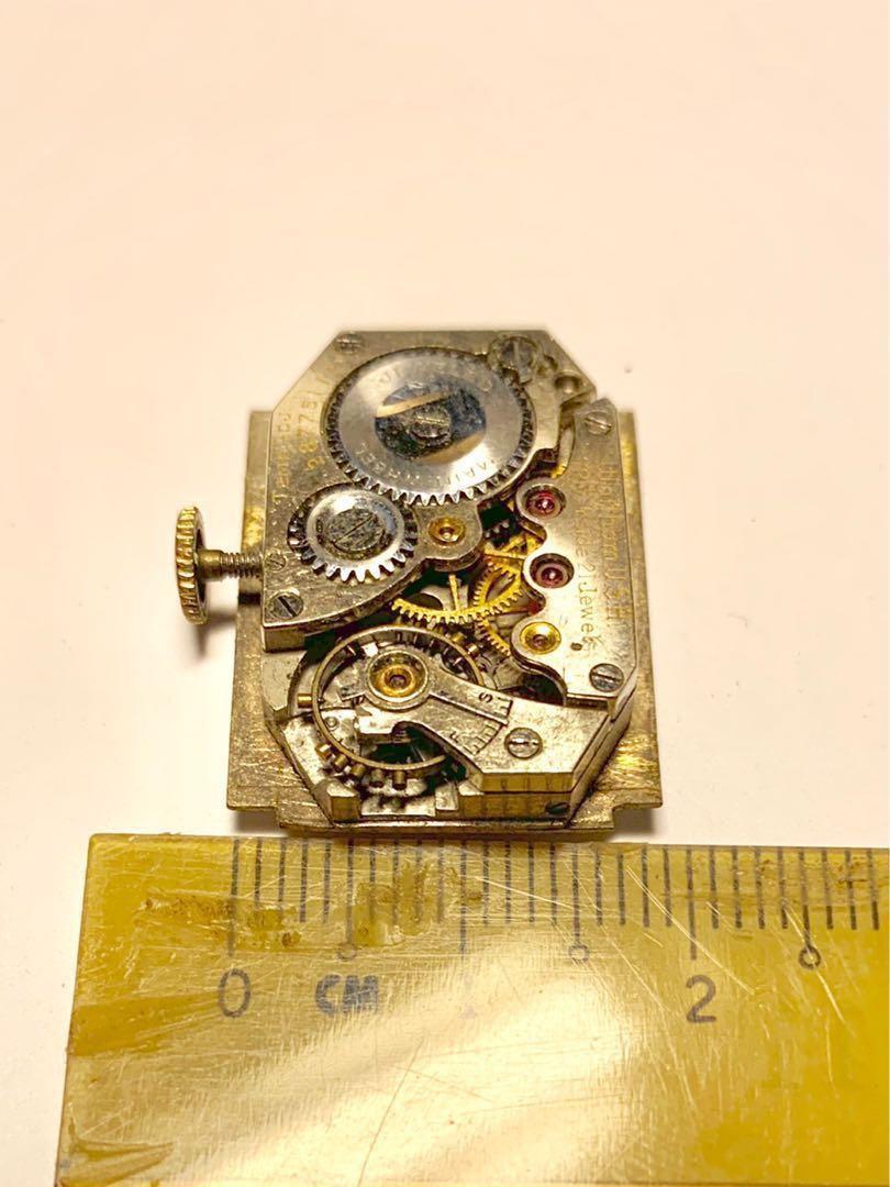Waltham Watch Company - small watch movement (not working - spare parts for your watch or to be made into cufflinks) 👍🏻  #MRTHougang #MRTSerangoon #MRTSengkang #MRTPunggol #MRTRaffles #MRTBedok #MRTTampines #MRTCCK #MRTJurongEast #MRTYishun
