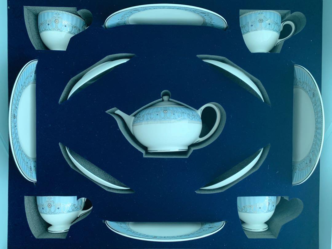 Wedgwood Tea Set Kitchen Liances