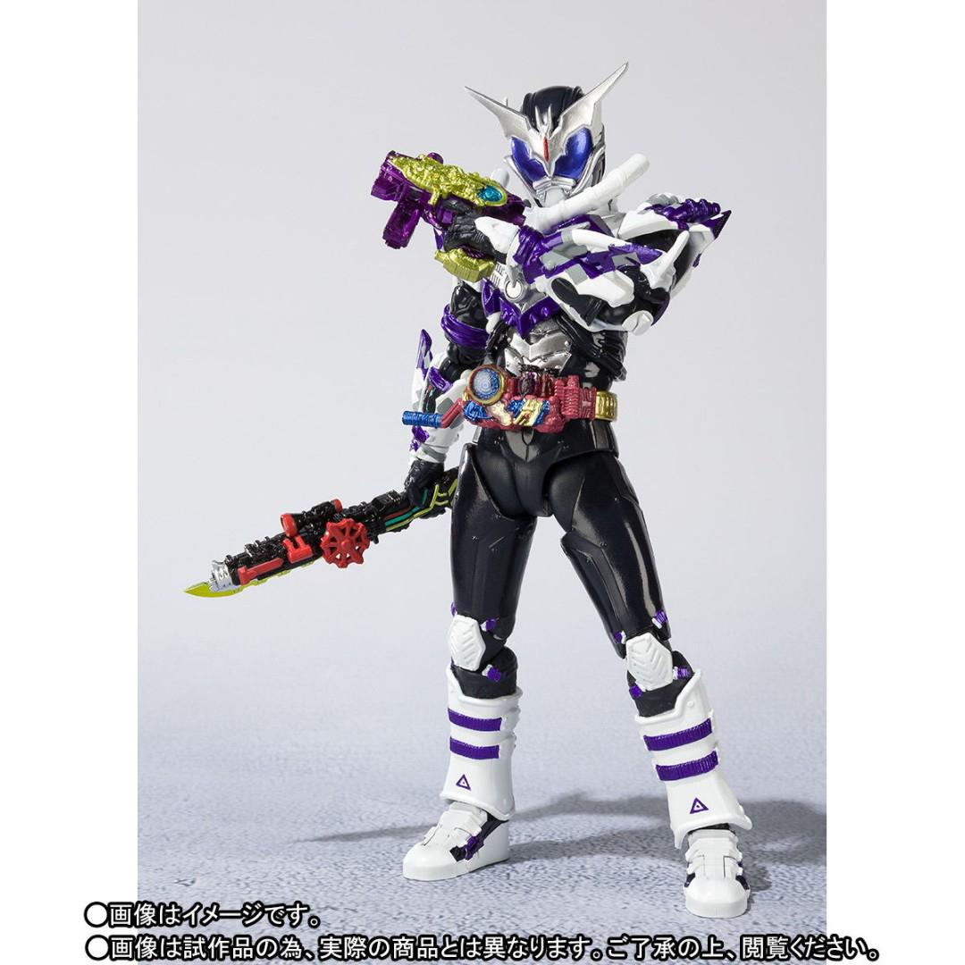 [YH]全新現貨 日版 啡盒未開 S.H.Figuarts Madrogue Mad Rogue SHF Kamen Rider Build 幪面超人