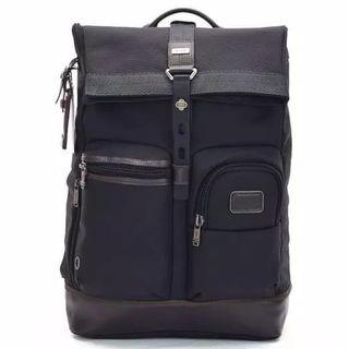 Tumi Backpack Alpha Bravo Black