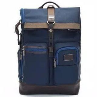 Tumi Backpack Alpha Bravo Navy
