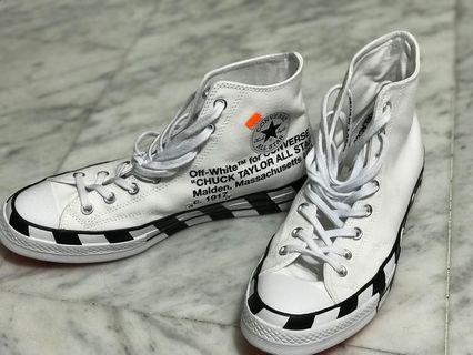 🚚 Converse Chuck Taylor All-Star 70s Hi Off-White