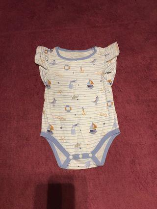 3-6 months girl bodysuit 女嬰連身衣