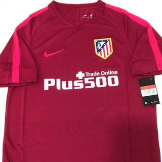 馬德里體育會prematch 球衣L size 全新有牌