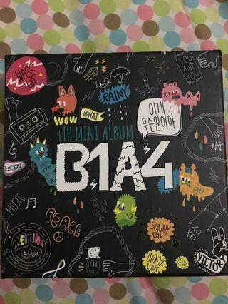 B1A4 4th mini album