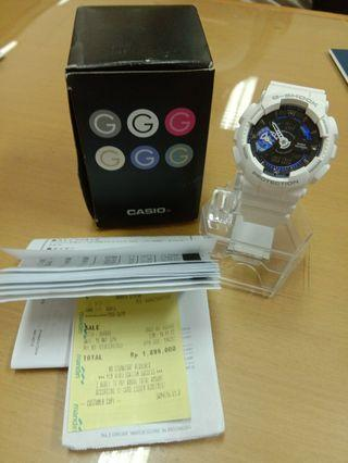 Casio, G shock watch