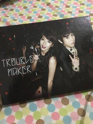 Trouble maker Hyuna Hyunseung album