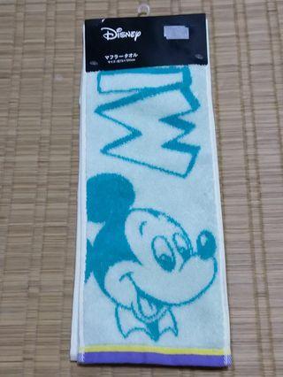 Mickey Mouse 運動毛巾 (約15 x 120cm)