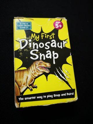 My First Dinasour Snap