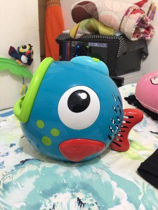 ELC Freddy the Fish Bubble