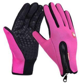 Hot Pink Glove