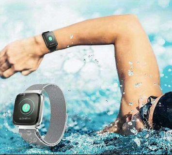 🚚 Smart Watch Waterproof - Local distributor