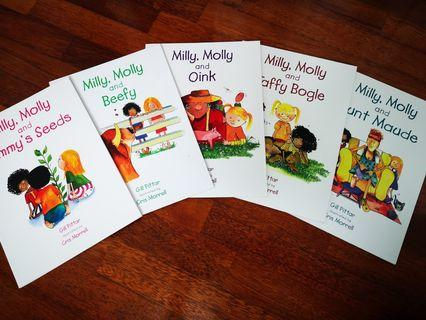 Milly & Molly book series x22 books