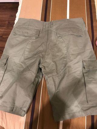 🚚 六口袋 軍褲子